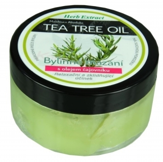 Bylinná masť s Tea Tree Oil